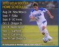 Víctor Muñoz juega y estudia en la universidad de UCLA, después de haber pasado por las categorías inferiores del Real Madrid.