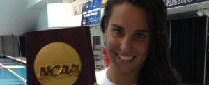 Campeona NCAA de waterpolo