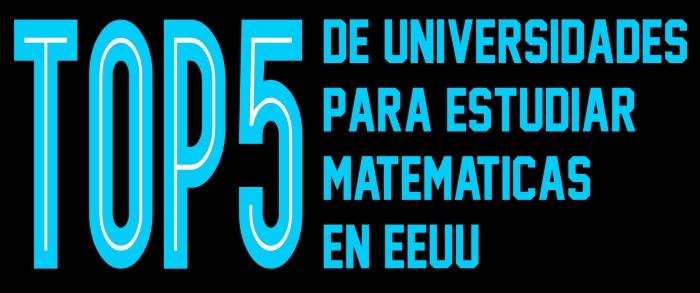 TOP5 matematicas