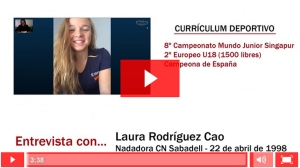 Pantallazo entrevista laura rodriguez cao
