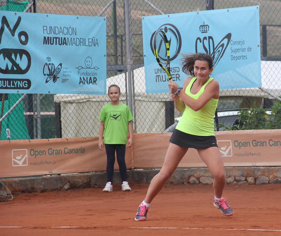 Mutua Madrid Open Sub16 Gran Canaria
